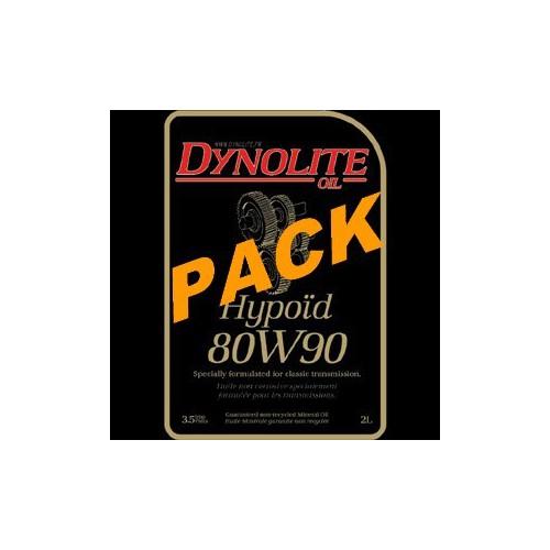 Pack vidange boite