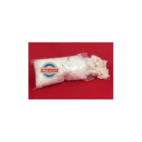 Fil mêche coton à lustrer 250g