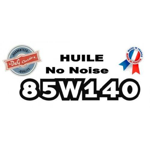 Huile de boite Anti Bruit...