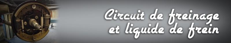 Produits entretien freins véhicules anciens – Restauration circuits de freinage