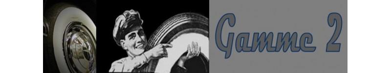 Peinture pneus - entretien/rénovation tous pneus véhicules anciens