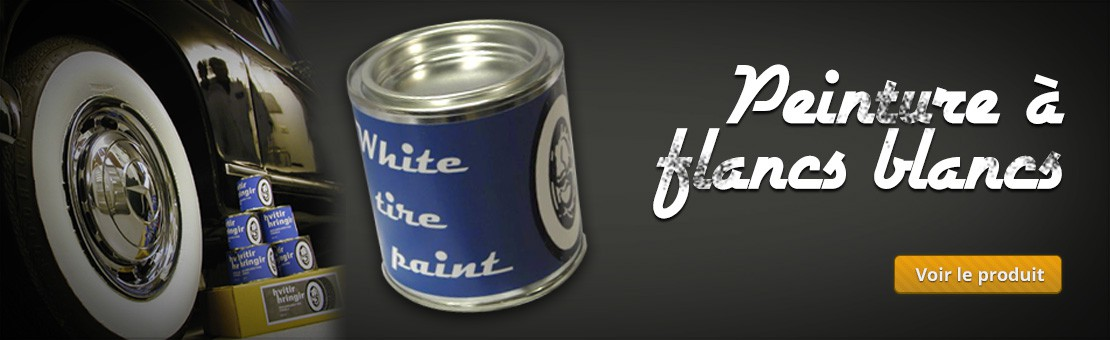 Peinture flancs blancs